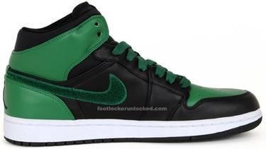 Air Jordan 1 Retro Phat Premier  Boston Celtics  - Air Jordan ... 2091d6a7e