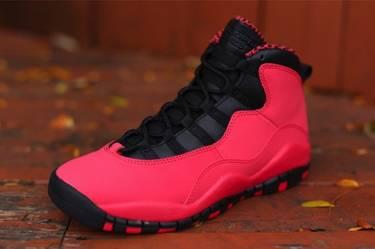 separation shoes 8b527 95ea3 Air Jordan 10 Retro GG 'Fusion Red'
