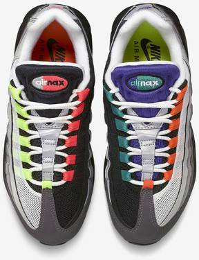 premium selection 24a87 dc909 Air Max 95 OG QS GS 'Greedy' - Nike - 810375 078 | GOAT