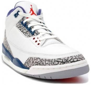 6fddc8be26b1d5 Air Jordan 3 Retro  True Blue  2001 - Air Jordan - 136064 141
