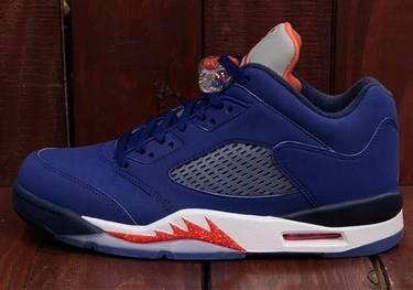 61e208ffdb8 Air Jordan 5 Retro Low 'Knicks' - Air Jordan - 819171 417 | GOAT