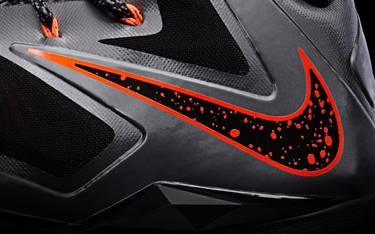 1be444b25fea5 LeBron 10  Lava  - Nike - 541100 002
