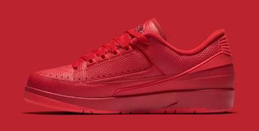 buy online c5d1e 72f65 Air Jordan 2 Retro Low 'Gym Red'