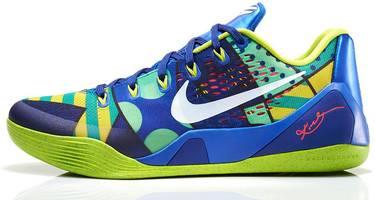 94f1de9586e3 Kobe 9 EM  Brazil  - Nike - 646701 413