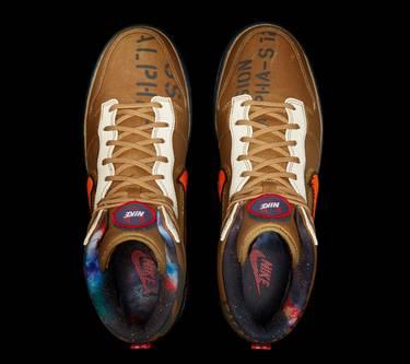 newest 4331d 4b708 Dunk Hi Premium Qs  Galaxy . Nike