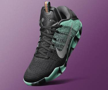 f846c523157d Kobe 11  All Star - Northern Lights  - Nike - 822521 305
