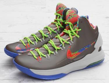 286fb8da9ad1 KD 5  Splatter  - Nike - 554988 007