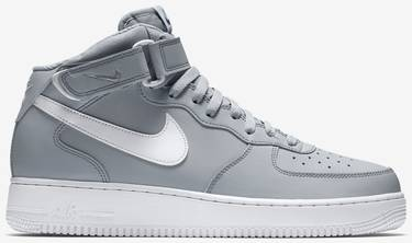 online store f3ef6 d38b8 Air Force 1 Mid '07 'Wolf Grey'