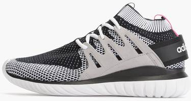new product e2db9 16f7d Tubular Nova PK 'Black Pink'