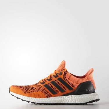 21e25cf69ce8c UltraBoost 1.0  Solar Orange  - adidas - S77413