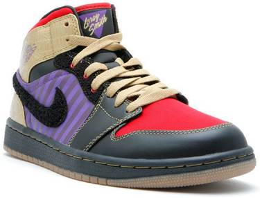 on sale edd19 60e2b Air Jordan 1 Retro Leroy  Leroy Smith
