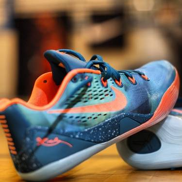 f58a59d1cb4 Kobe 9  Peach Jam  - Nike - 695353 384