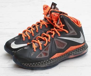 huge selection of 47b0a f05ee LeBron 10  BHM  - Nike - 583109 001   GOAT