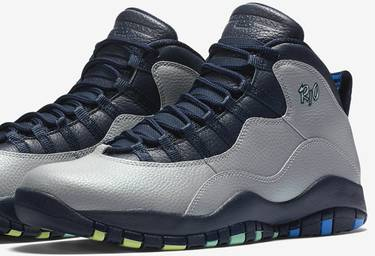 the best attitude 28f08 e30fe Air Jordan 10 Retro  Rio