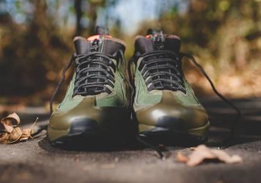 e4622cf5b8 Air Max 95 SneakerBoot 'Dark Loden' - Nike - 806809 300 | GOAT