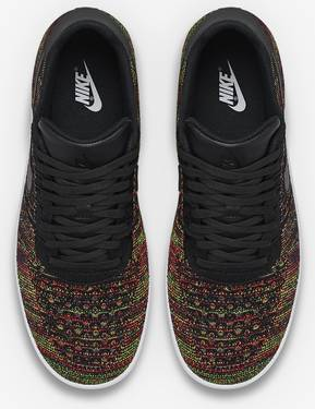 low priced e4828 d1235 NikeLab Air Force 1 Low Ultra Flyknit 'Multicolor' - Nike - 826577 ...