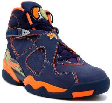 19d5d146819 Air Jordan 8 Retro LS 'Pea Pods' - Air Jordan - 316324 481 | GOAT
