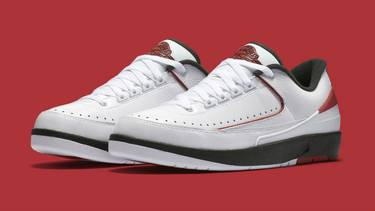 06a68ea58a96 Air Jordan 2 Retro Low  Chicago  - Air Jordan - 832819 101