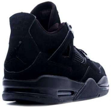 new style a4cd0 92fdd Air Jordan 4 Retro 'Black Cat'