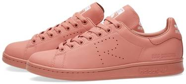 low priced 5c892 373af Raf Simons x Stan Smith 'Ash Pink' - adidas - AQ2646 | GOAT