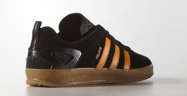 online store 2b4c2 e8203 Palace Pro  Black Bright Orange . adidas and ...