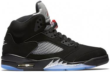 on sale 1c3d2 7ccac Air Jordan 5 Retro OG BG  Metallic  2016