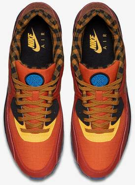 Details zu Nike Air Max 97Classic BW Gr.43 Sneaker Schuhe schwarz 270 90 Herren AO2406 001
