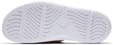 861193d7c77 Air Jordan Hydro 5 'Pinnacle Bronze' - Air Jordan - 854555 105 | GOAT
