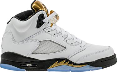 51fe67443d79 Air Jordan 5 Retro GS  Olympic  - Air Jordan - 440888 133