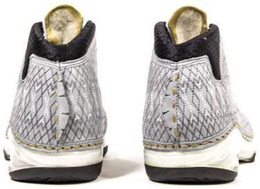 edf01250985e Air Jordan 23  Metallic Gold  - Air Jordan - 318376 102