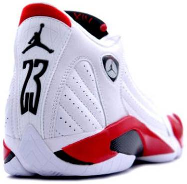 innovative design 0f240 5d1ae Air Jordan 14 Retro  Candy Cane  2006