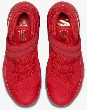 sports shoes 67326 87ac9 Kyrie 2  Gold Swoosh