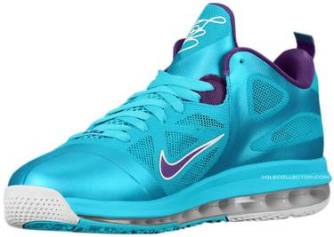 new concept 53414 b95fe LeBron 9 Low  Summit Lake Hornets