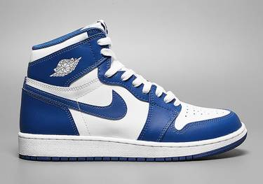 super popular 20763 e5e00 Air Jordan 1 High OG BG  Storm Blue