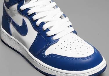 6782c86553b1 Air Jordan 1 High OG BG  Storm Blue  - Air Jordan - 575441 127