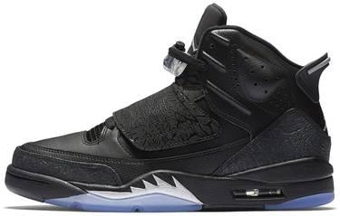 8fe0f0e1cc42d9 Jordan Son of Mars  Black Cat  - Air Jordan - 512245 010