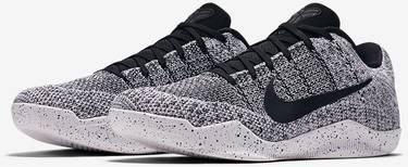 d3ce57b27124 Kobe 11 Elite Low  Oreo  - Nike - 822675 100