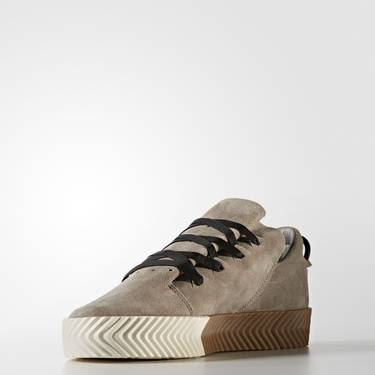 size 40 ec4f5 4ec79 Alexander Wang x AW Skate 'Light Grey'