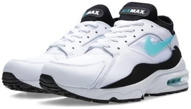 cb08875f3d Air Max 93 'Dusty Cactus' - Nike - 306551 103   GOAT