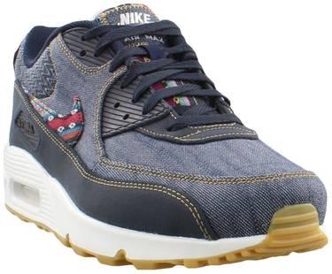 sports shoes 92a49 705c0 Air Max 90 Premium 'Afro Punk'