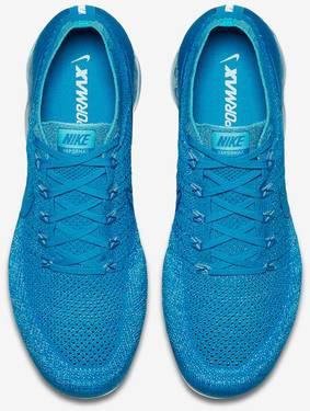 f34c186bc8620 Air VaporMax Flyknit 'Blue Orbit' - Nike - 849558 402 | GOAT