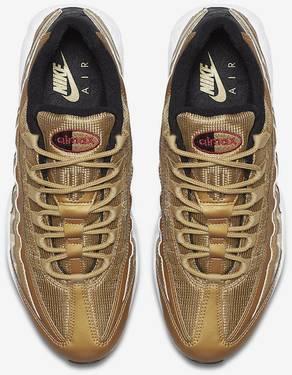 b66a3f5798 Air Max 95 QS 'Metallic Gold' - Nike - 918359 700 | GOAT