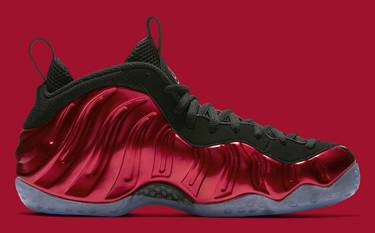 acf182ce3d7 Air Foamposite One  Metallic Red  2017 - Nike - 314996 610 17