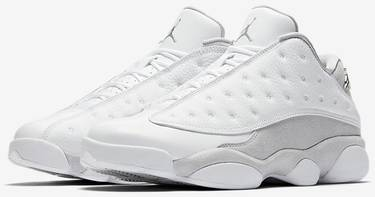 another chance a3c99 5cf4a Air Jordan 13 Retro Low 'Pure Money'