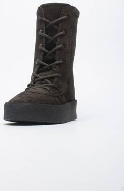 b41877190f8 Yeezy Season 4 Crepe Boot  Oil  - Yeezy - KM3601 104