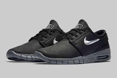 4d95fc8b Stefan Janoski Max Premium Leather QS 'NYC' - Nike - 749678 001 | GOAT