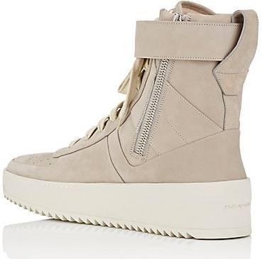 new styles 23fe1 2e97f Fear of God Military Sneaker  Grey