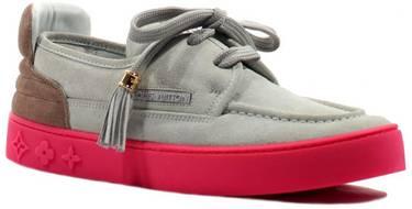 3f4a543e2f02a Kanye West x Louis Vuitton Mr. Hudson  Patchwork  - Louis Vuitton ...