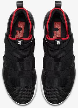 1bf56d37b9b LeBron Soldier 11  Bred  - Nike - 897644 002