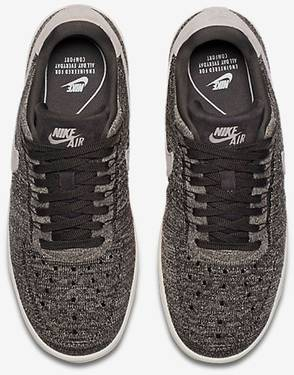 2b6a291945e9 Wmns Air Force 1 Flyknit Low - Nike - 820256 008